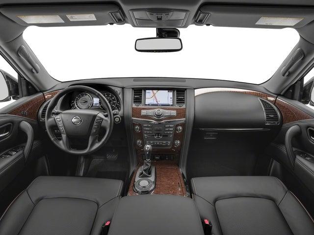 2018 Nissan Armada 4x4 SL in Wendell, NC   Raleigh Nissan Armada ...