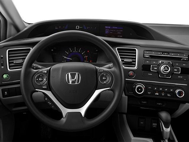 2014 Honda Civic Lx Sedan >> 2014 Honda Civic Sedan 4dr Cvt Lx In Wendell Nc Raleigh Honda