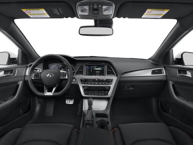 2017 Hyundai Sonata Sport 2 0t W Black In Wendell Nc Leith Chrysler