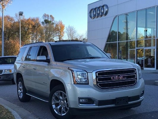 Marvelous 2016 Gmc Yukon 4Wd 4Dr Slt Spiritservingveterans Wood Chair Design Ideas Spiritservingveteransorg