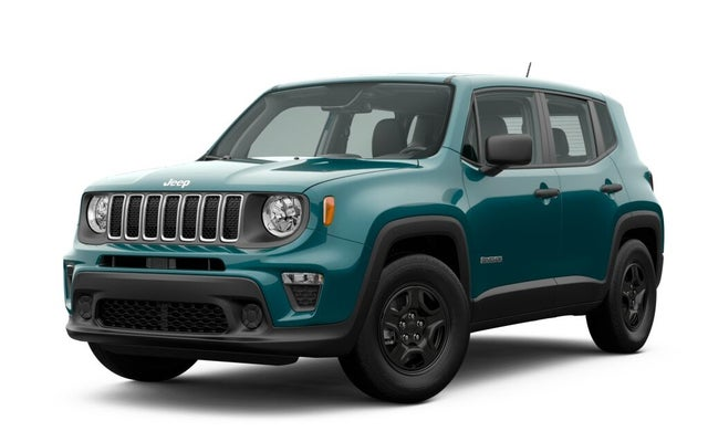 2020 Jeep Renegade Sport Fwd In Wendell Nc Raleigh Jeep